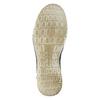 Sneakers aus Leder weinbrenner, Blau, 546-9238 - 26