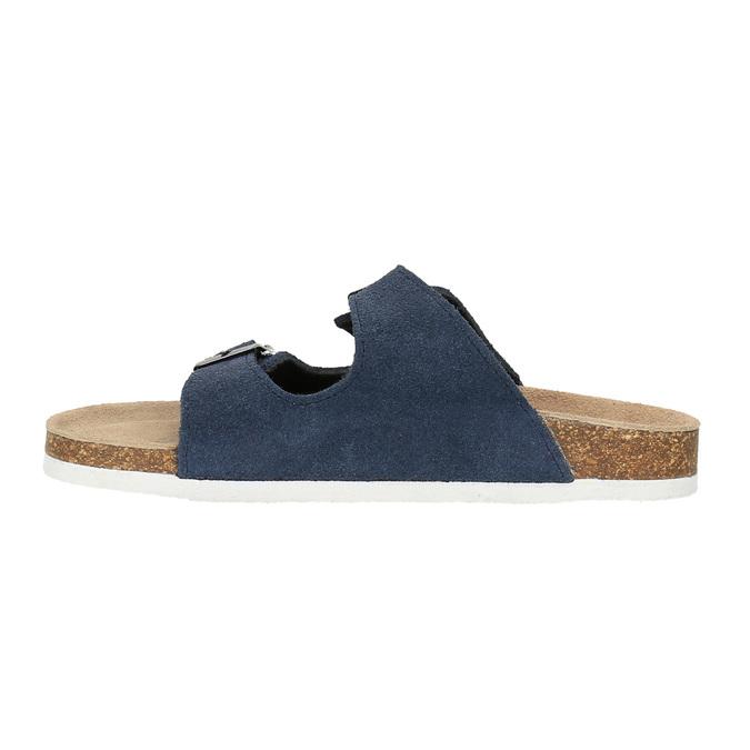 Blaue Pantoffeln für Kinder de-fonseca, Blau, 373-9600 - 26