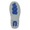 Blaue Gummistiefel für Kinder mini-b, Blau, 292-9200 - 26