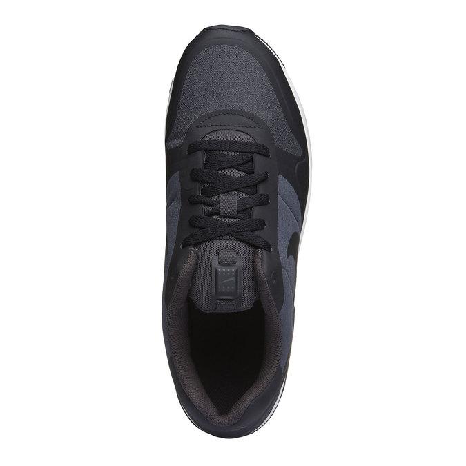 Herren-Sneakers in sportlichem Look nike, Schwarz, 809-6328 - 19