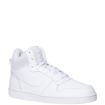 Weisse, knöchelhohe Sneakers nike, Weiss, 801-1332 - 13