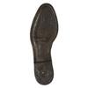Damenstiefel aus Leder bata, Braun, 596-4608 - 26
