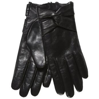 Damen-Lederhandschuhe, Schwarz, 904-6109 - 13