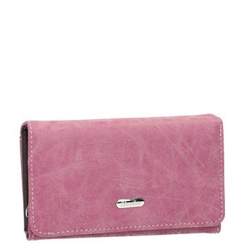 Stilvolle Damen-Geldbörse bata, Rosa, 941-5153 - 13