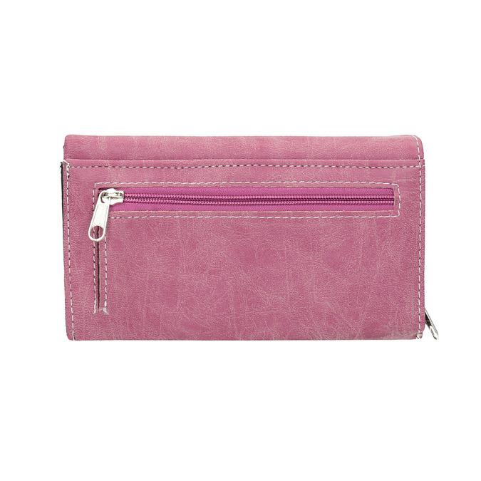 Stilvolle Damen-Geldbörse bata, Rosa, 941-5153 - 19