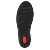 Damen-Sneakers aus Leder bata, Schwarz, 524-6349 - 26