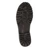 Herren-Knöchelschuhe aus Leder weinbrenner, Braun, 896-4110 - 26