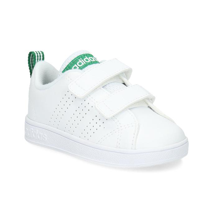 Kinder-Sneakers von Adidas adidas, Weiss, 101-1233 - 13