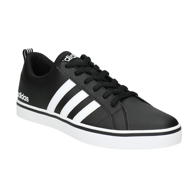 Legere Herren-Sneakers adidas, Schwarz, 801-6136 - 13