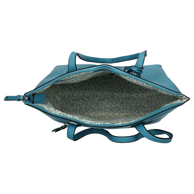Blaue Shopper-Handtasche gabor-bags, türkis, 961-9074 - 15