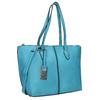 Blaue Shopper-Handtasche gabor-bags, türkis, 961-9074 - 13