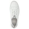 Weisse Sneakers aus Leder gabor, Weiss, 626-1204 - 19