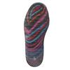 Kinderstiefel mit Streifen mini-b, mehrfarbe, 492-6112 - 26