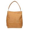 Lederhandtasche mit abnehmbarem Henkel vagabond, Beige, 964-8051 - 26