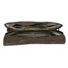 Damen-Lederhandtasche in Kroko-Optik vagabond, Braun, 966-3030 - 15