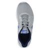 Graue Kinder-Sneakers nike, Grau, 409-2558 - 19