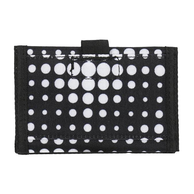 Textil-Geldbörse mit Pünktchen roxy, mehrfarbe, 969-0056 - 26