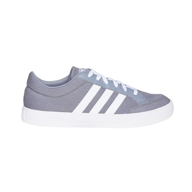 Graue Herren-Sneakers adidas, Grau, 889-2235 - 15