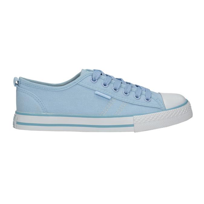 Blaue Damen-Sneakers north-star, Blau, 589-9443 - 15