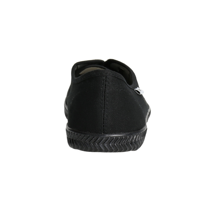 Schwarze Damen-Sneakers tomy-takkies, Schwarz, 589-6180 - 17