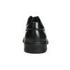 Herren-Lederhalbschuhe mit Steppung pinosos, Schwarz, 824-6542 - 17