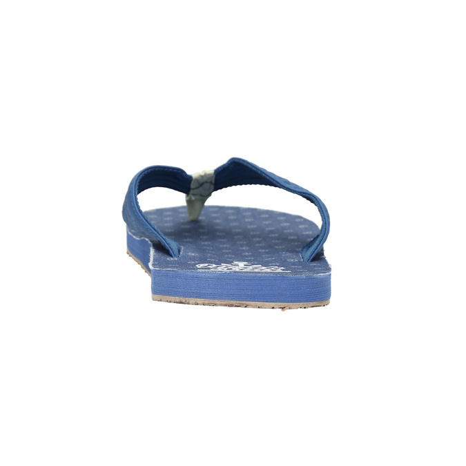 Blaue Herren-Flipflops north-star, Blau, 871-9616 - 17