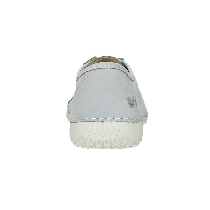 Legere Damen-Sneakers weinbrenner, Blau, 526-9644 - 16