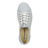 Legere Damen-Sneakers weinbrenner, Blau, 526-9644 - 15
