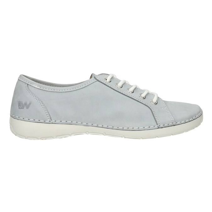 Legere Damen-Sneakers weinbrenner, Blau, 526-9644 - 26