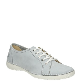 Legere Damen-Sneakers weinbrenner, Blau, 526-9644 - 13