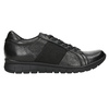 Legere Sneakers aus Leder bata, Schwarz, 524-6606 - 15