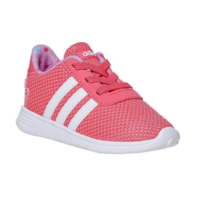 Rosa Mädchen-Sneakers adidas, Rosa, 109-5288 - 13