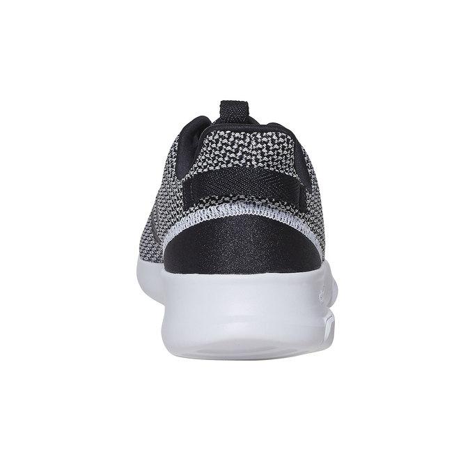Sneakers in sportlichem Design adidas, Schwarz, 809-6201 - 17