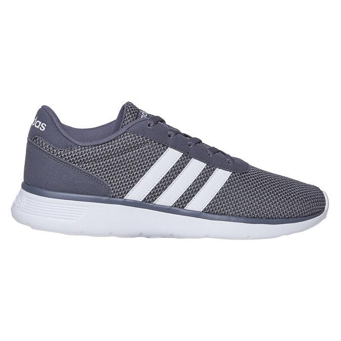 Graue Herren-Sneakers adidas, Grau, 809-2198 - 15