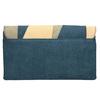 Blaue Clutch mit Schlaufe bata, Blau, 969-9664 - 26