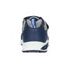 Knaben-Sneakers mit Print mini-b, Blau, 211-9183 - 17