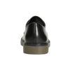 Schwarze Kinderhalbschuhe mini-b, Schwarz, 311-6186 - 16