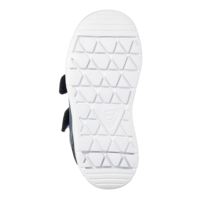 Kinder-Sneakers mit Klettverschluss adidas, Blau, 101-9161 - 17