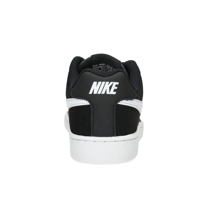 Schwarze Damen-Sneakers nike, Schwarz, 501-6164 - 16
