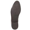Damen-Chelsea-Boots aus Leder bata, Braun, 594-4635 - 26