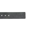 Schwarzer Gürtel aus Leder bata, Schwarz, 954-6192 - 16