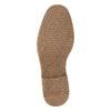 Herren-Knöchelschuhe aus Leder bata, Braun, 826-4614 - 26