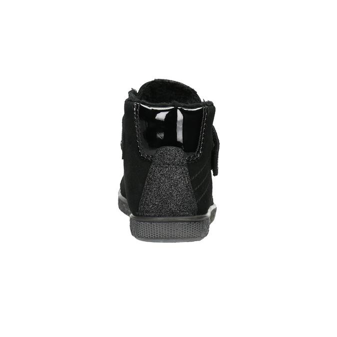 Knöchelhohe Kinder-Sneakers mini-b, Schwarz, 323-6172 - 17