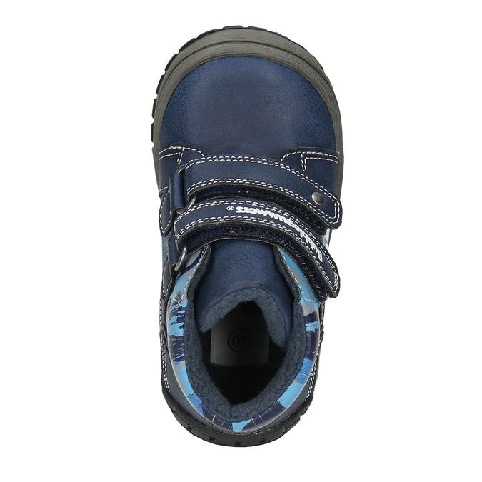 Knaben-Knöchelschuhe bubblegummer, Blau, 111-9618 - 19