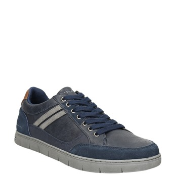 Legere Herren-Sneakers north-star, Blau, 841-9607 - 13