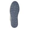 Knöchelhohe Herren-Sneakers bata, Grau, 846-2651 - 19