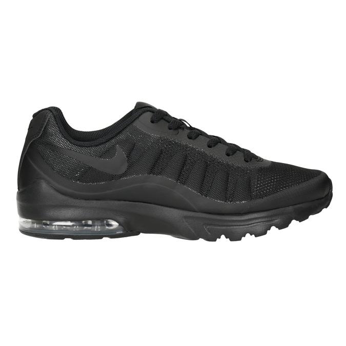 Schwarze Herren-Sneakers nike, Schwarz, 809-6184 - 26