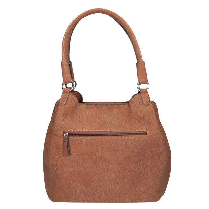 Braune Damenhandtasche gabor-bags, Braun, 961-3049 - 16