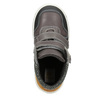 Knöchelhohe Sneakers aus Leder mini-b, Braun, 214-4203 - 15
