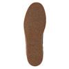 Herren-Knöchelschuhe aus Leder bata, Braun, 846-4652 - 17